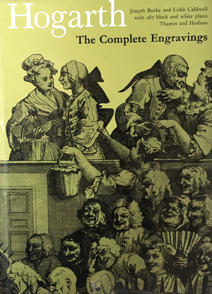 Hogarth the comlete Engravings