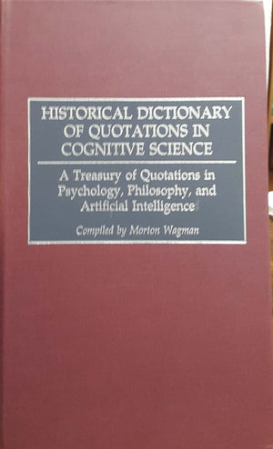 Historical Dictionary