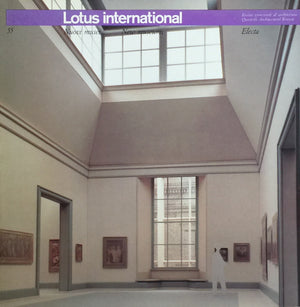 Lotus international - New Museums 55