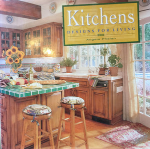 Kitchen Design for Living - Angela Phelan