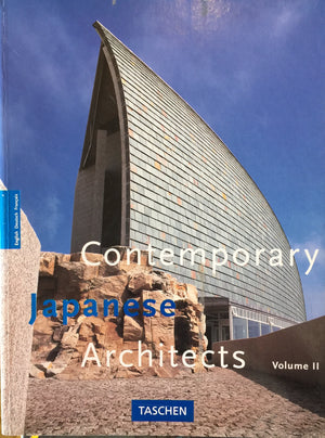 Contemporary Japanese Architects - Volume II