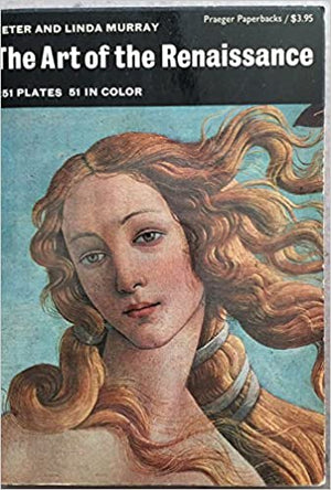 The Art Of The Renaissance by Peter & Linda Murray, יד שנייה, חדר קריאה