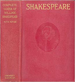 The Complete Works of William Shakespeare, יד שנייה, חדר קריאה
