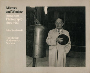 Mirrors and Windows, American Photography since 1960, צילום, יד שנייה, חדר קריאה