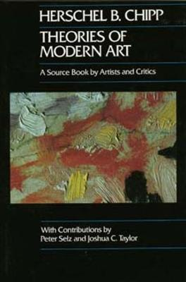 Theories of Modern Art : A Source Book by Artists and Critics, יד שנייה, חדר קריאה
