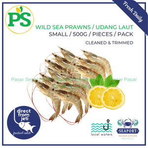 Pasar Segar, Fresh Market, Seafood, Chicken, Beef, Vegetables