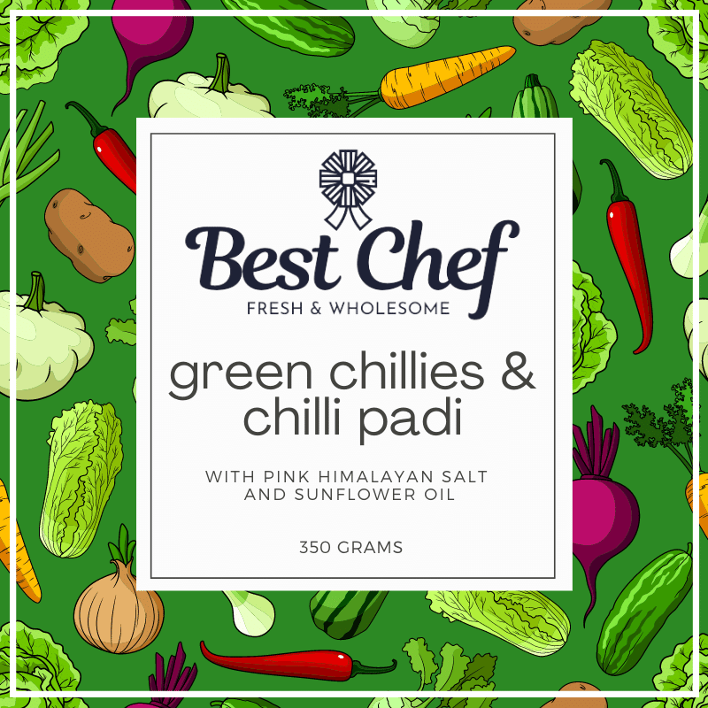 Best Chef - Essentials Pack of 3 - Pasar Segar | The Fresh Market