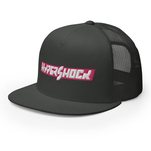 Trucker Cap - Pink Bar
