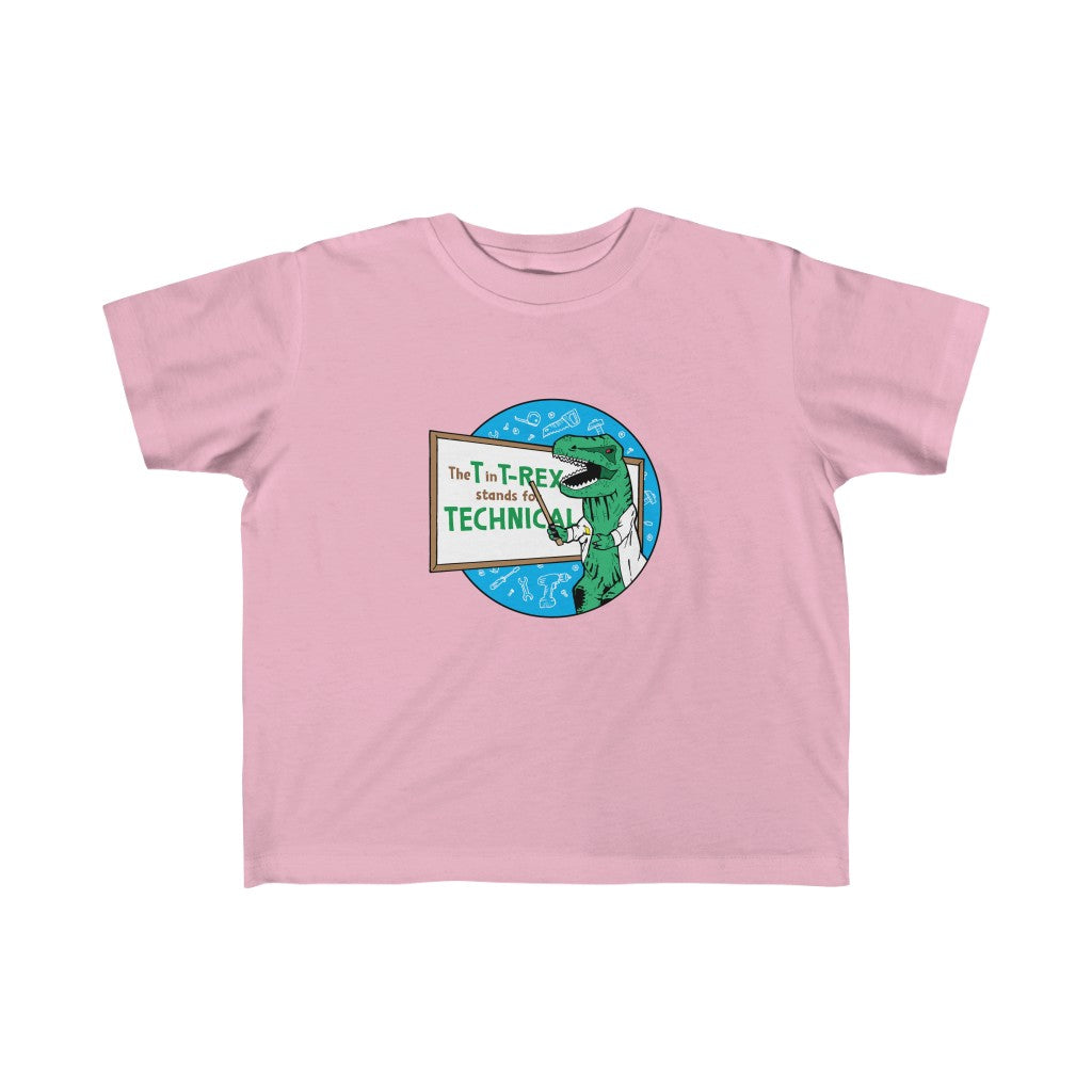 Whiteboard T-Rex - Kid's Tee