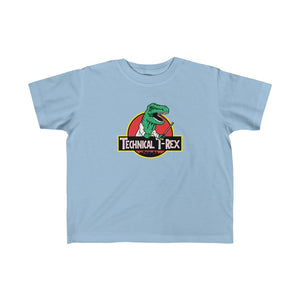 Technical Tee-Rex - Kid's Tee