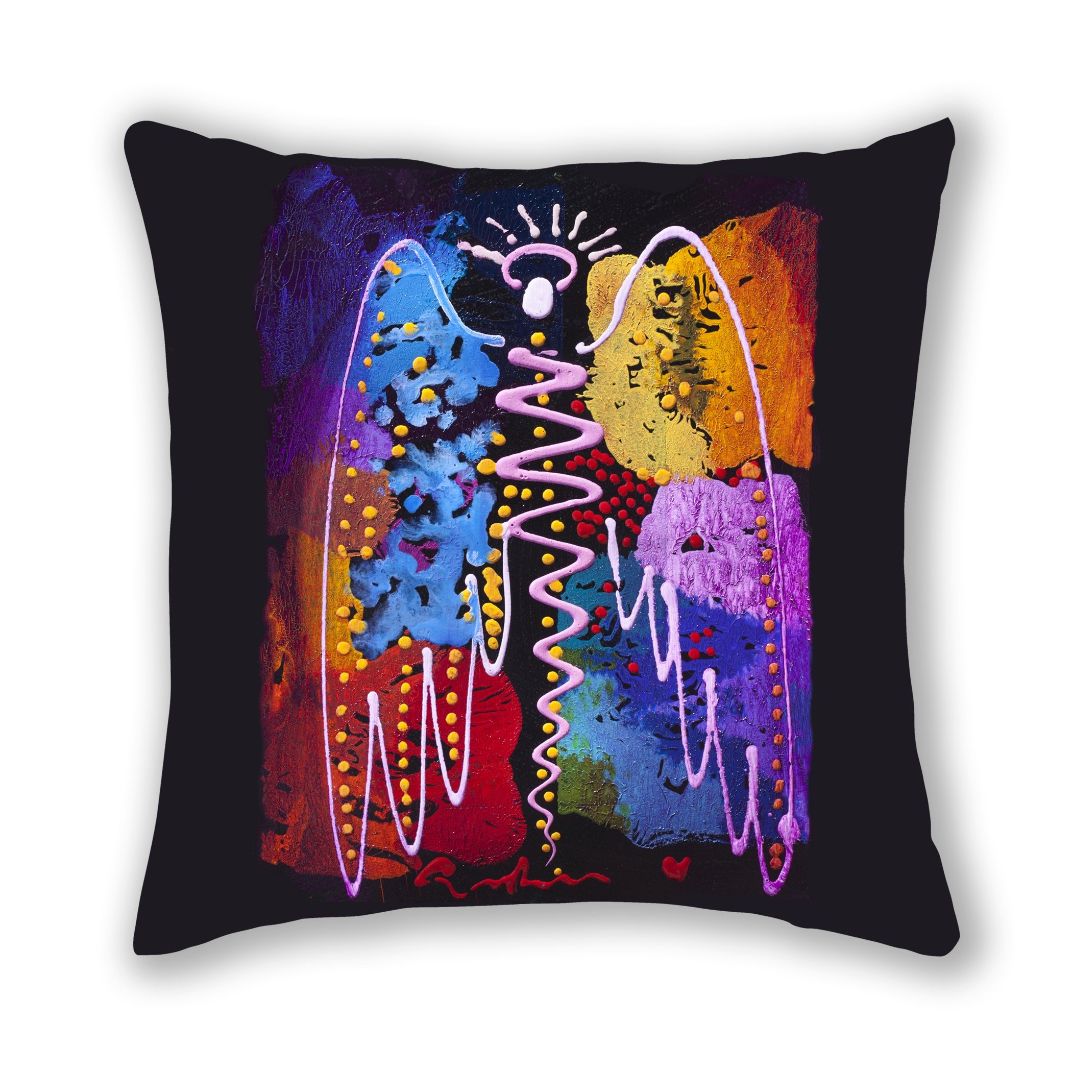Angel of Peace Pillow