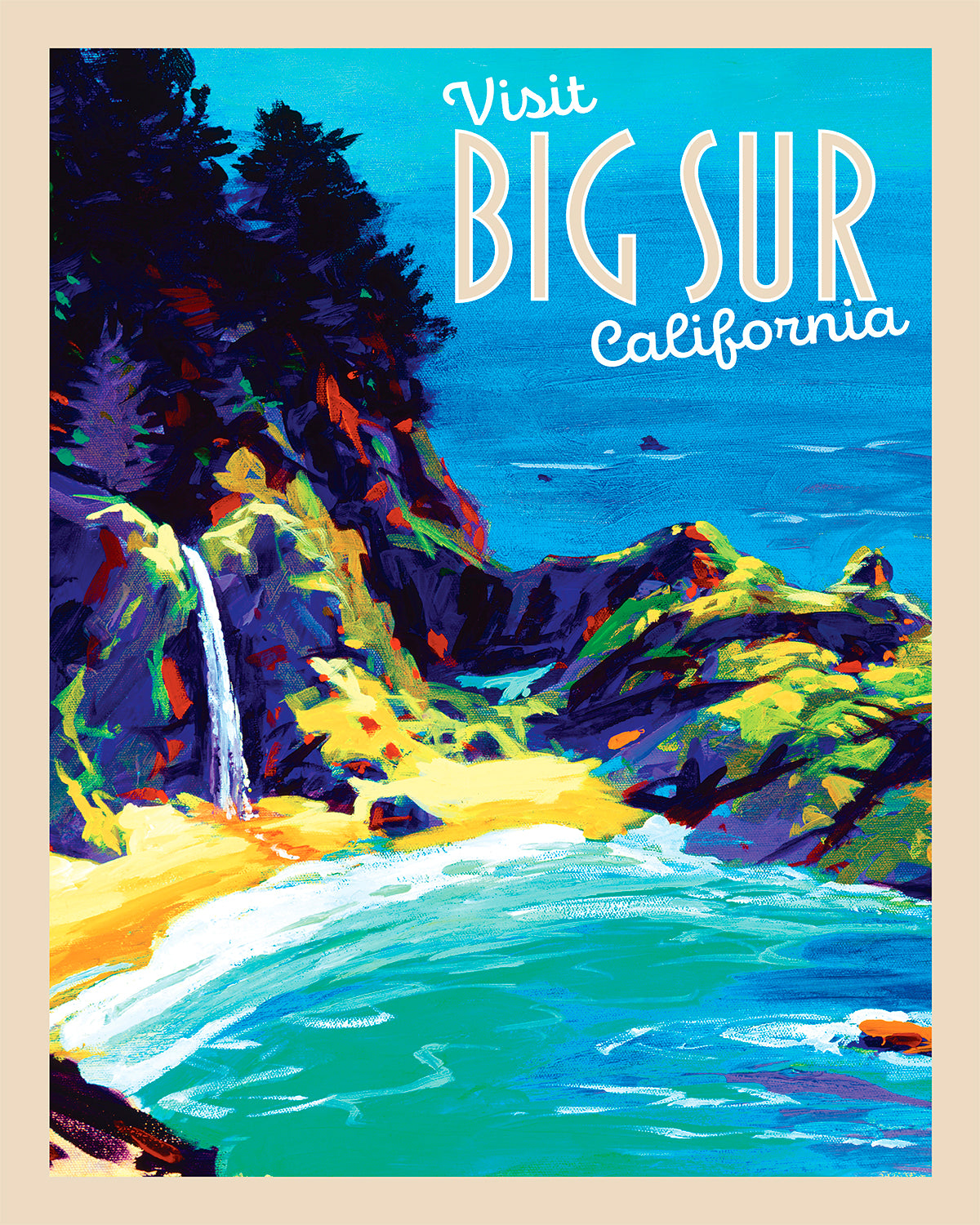Big Sur III - World Traveler Collection