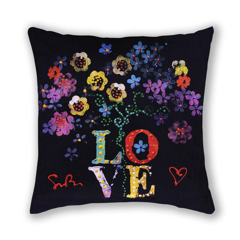 Bouquet of Love Pillow