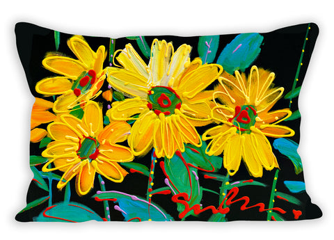 Dancing Daisies Pillow