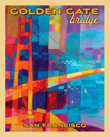 Golden Gate Bridge - World Traveler Collection