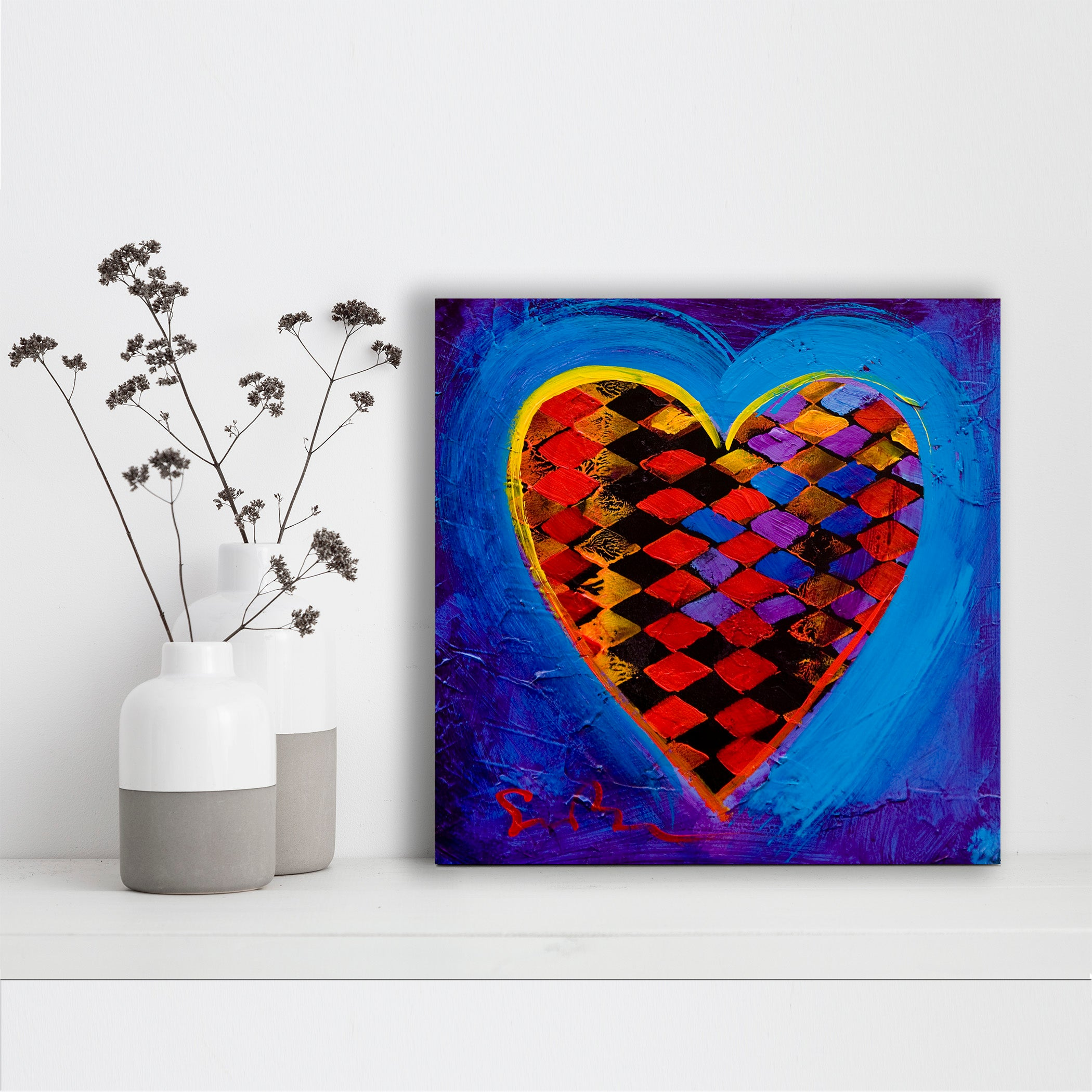 It's A Love Thing - Canvas