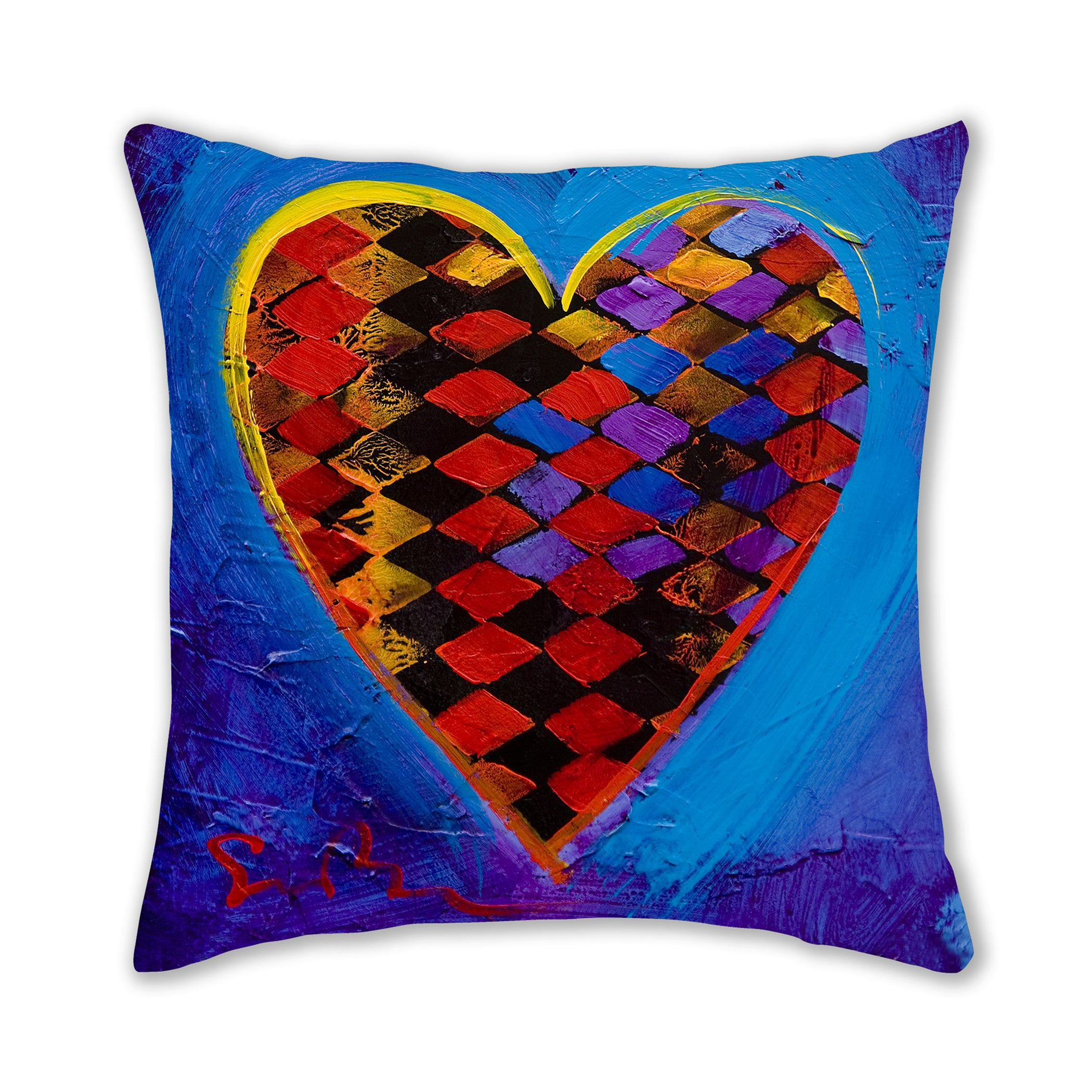 It's A Love Thing Pillow