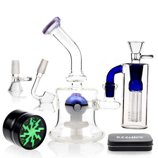 Reanice Pokeball Recycler with Ash Catcher Bundle