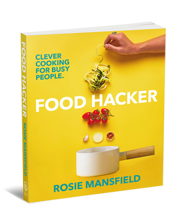 Food Hacker© Cookbook (Signed)