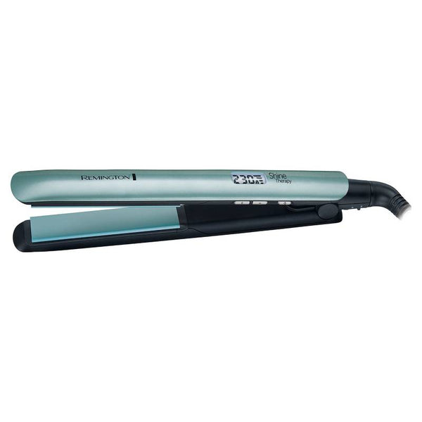Plancha Alisadora Remington Argan Oil Shine S8500