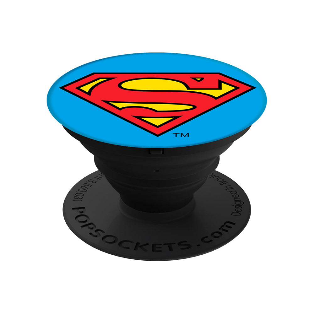 LICENSED: DC SUPERMAN ICON Popsockets