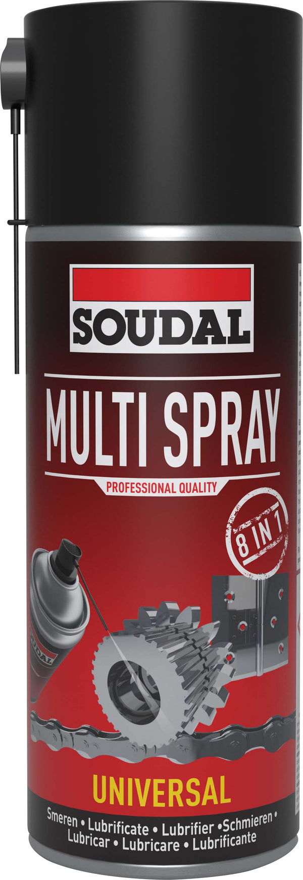 Multi Spray Soudal