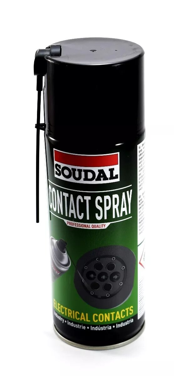 Contact Spray Soudal