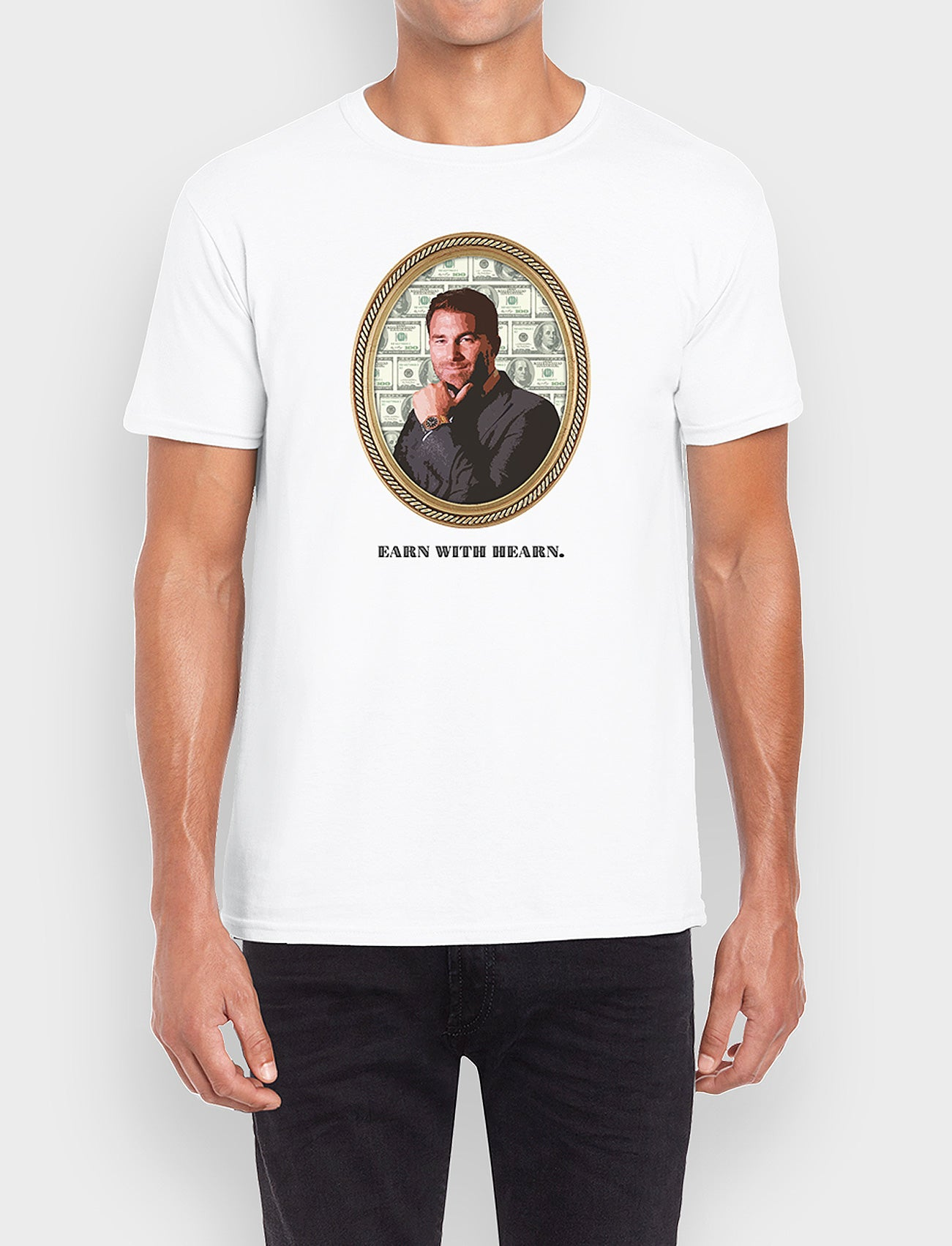 Earn With Hearn T Shirt
