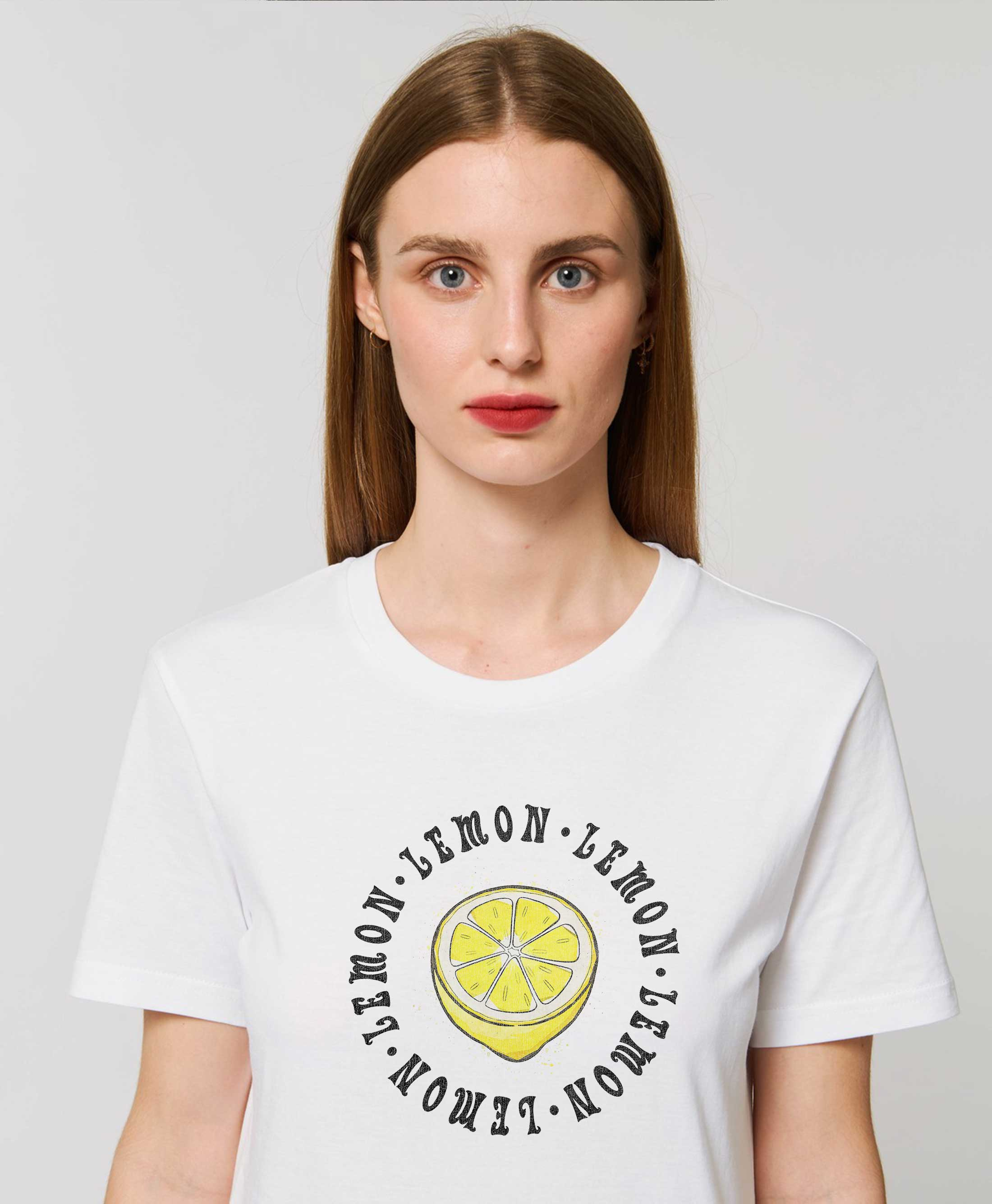 Lemon T Shirt 2020