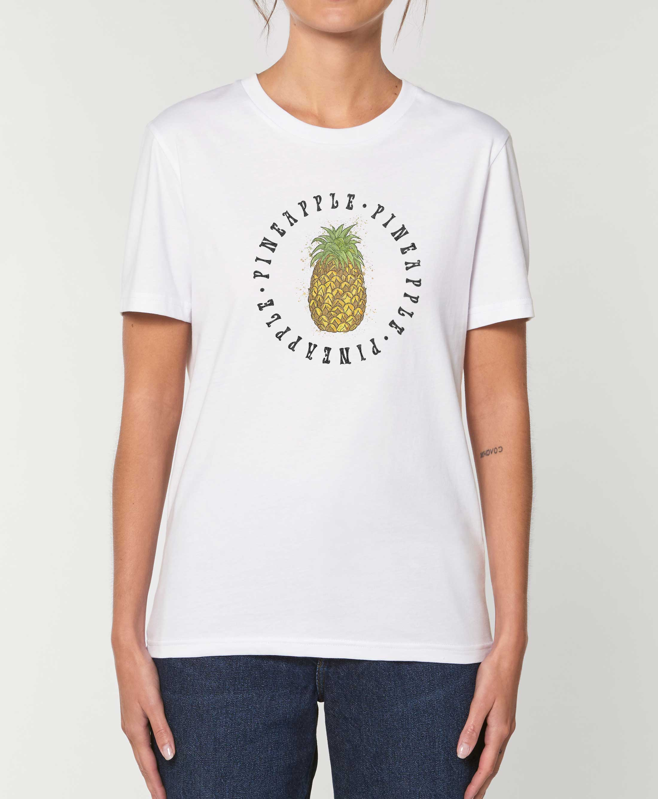 Pineapple T Shirt 2020