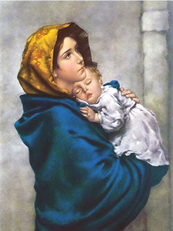 Madonna of the Streets Art Print