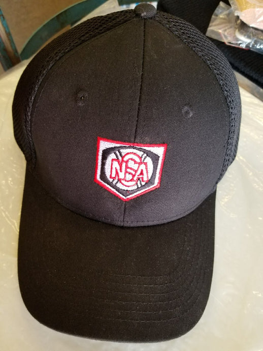 NSA Canada Official Adjustable Ump Hat
