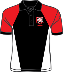 NSA Canada Official Championship Ump Polo