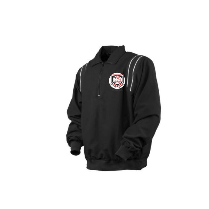 NSA Official Umpire 1/4 Zip Jacket