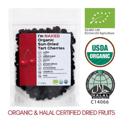 Organic Sun-Dried Tart Cherry