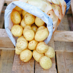 Australia White Washed Potatoes