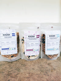 Organic Luxury Muesli with 50% Fruits and Nuts