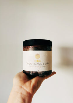 Organic Açaí Berry (Ready to Serve)