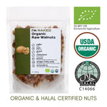 Organic Raw Walnuts