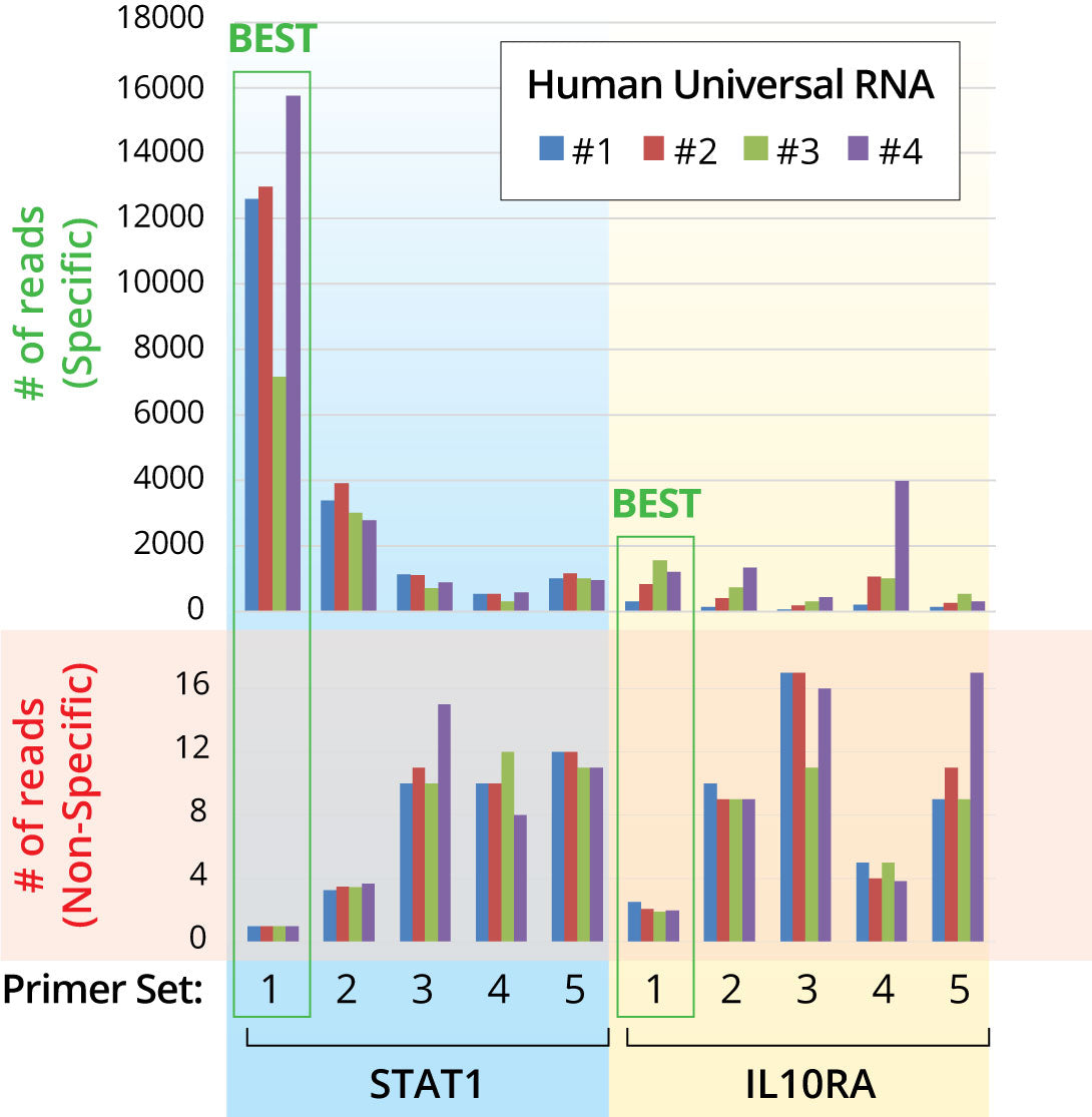 targeted expression profiling driver map assay inc figure 2 experimental validation yields a selection of optimized highly specific primers for the driver map assay