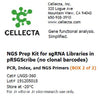 NGS Prep Kit for sgRNA Libraries in pRSGScribe (no clonal barcodes)