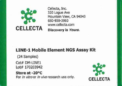 LINE-1 Mobile Element NGS Assay Kit (24 multiplex)