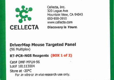 Cellecta DriverMap Mouse Targeted Panel (96 Multiplex)|DriverMap Mouse Expression Profiling Assay