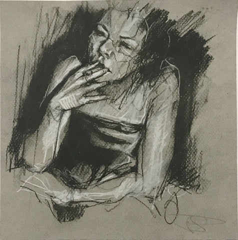 Guy Denning: fashionably wankered (the cigarette after)