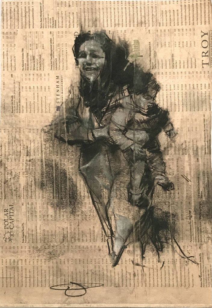 Guy Denning: The disasters of war