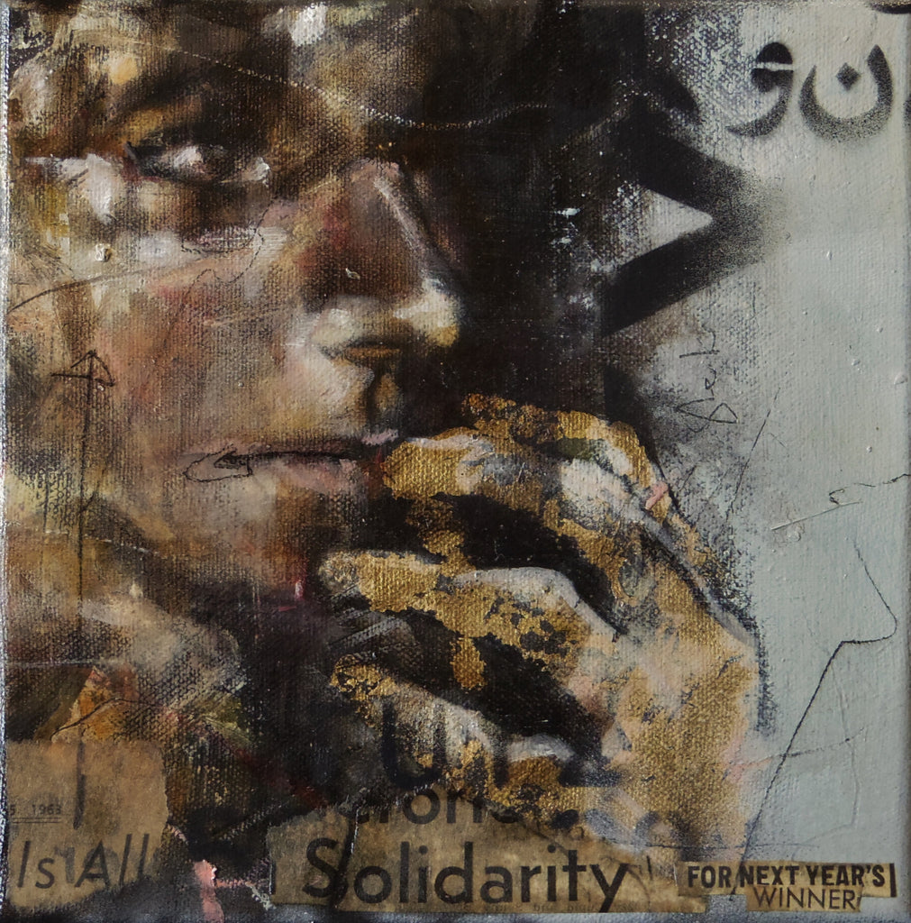 Guy Denning: is all solidarity for next year's winner