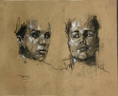 Guy Denning: prep drawing