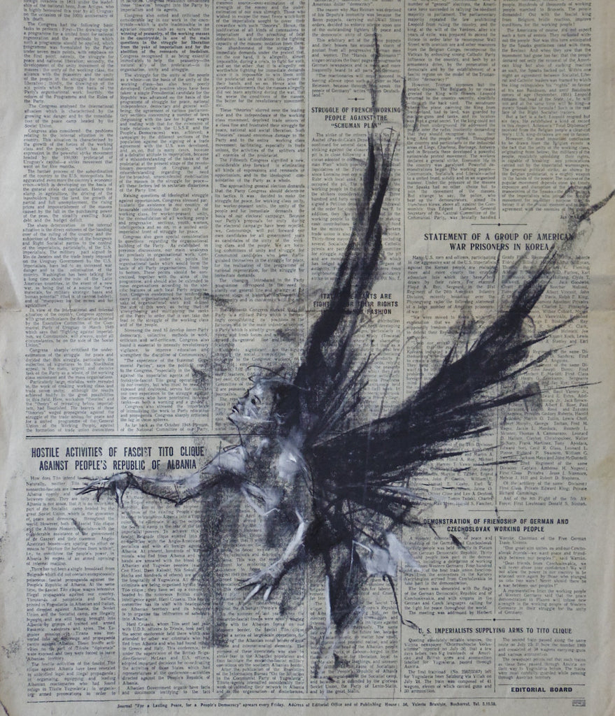 Guy Denning: Shooting Angels (2)