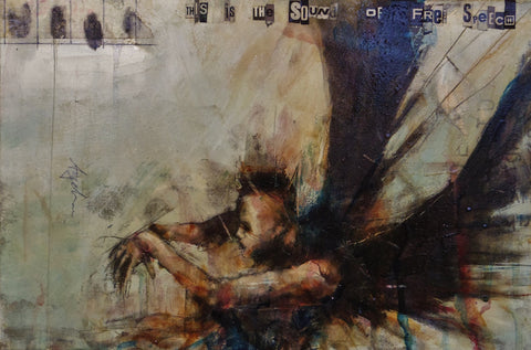 Guy Denning: Shooting angles (This is the sound of free speech)