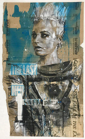 Guy Denning: Space Punk #1